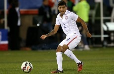 American speed demon DeAndre Yedlin is moving to Spurs in January