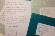 Áras Attracta residents sent 500 Christmas cards by Irish wellwishers