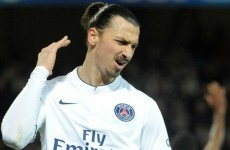 'To finish 2nd is like finishing last' - Zlatan unimpressed by newspaper's tribute