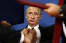 Ukraine just took a big step towards the West... and Russia's not happy