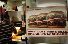 Burger King is officially worth 1,086,666,666 Whoppers