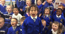 Tralee primary school kids give most passionate Let It Go rendition ever