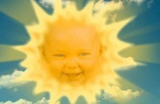 This 19-year-old student claims she was the Teletubbies Sun Baby