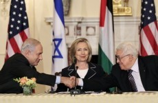 World applauds Israel-Palestine talks – but Hamas promises retaliation