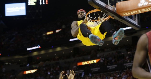 Miami Heat showed this brilliant tribute video during LeBron's return last night