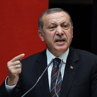 A 16-year-old schoolboy was arrested in Turkey for insulting the country's president