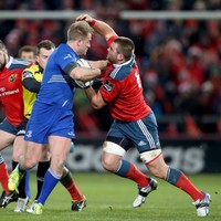 Dominant Munster power three tries past Leinster in Limerick