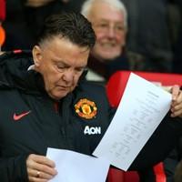 United still doing 'very bad things' - Van Gaal