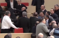 You think the Dáil is bad? They were brawling in this parliamentary chamber yesterday