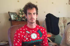 Andy Murray and Robert Huth are full of festive cheer - It's the sporting tweets of the week