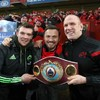 'That's out of our hands' - Ireland internationals missing at Thomond Park