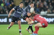 Glasgow and Ospreys wins knock Munster off Pro12 perch