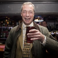 Nigel Farage has been named 'Briton of the year' by a newspaper ... and people are livid