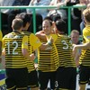 Celtic collect all three points at Hibs