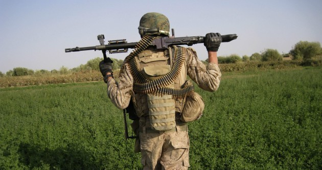 The Afghanistan war is officially over after 13 years - but nobody has told the insurgents