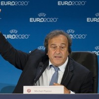 Michel Platini has a scheme to improve football and it involves taking a rule from rugby
