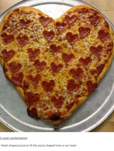 The 10 most important pizza posts on Tumblr this year
