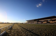 Racing will go ahead at Leopardstown today with a few changes