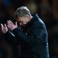 A year of two halves -- David Moyes' 2014