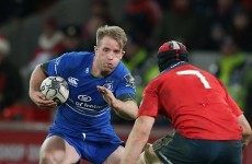 'It's up to the players' - Fitzgerald defends 'brilliant' Leinster coach O'Connor