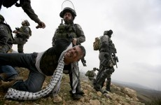 Israeli army kill stone-throwing Palestinian teen in the West Bank
