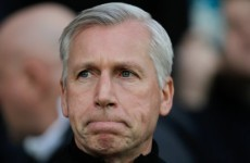 Alan Pardew's colourful reign as Newcastle manager could be at an end - Reports