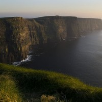 Care to hazard a guess about how many people visited the Cliffs of Moher this year?