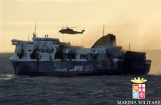 Confusion over how many passengers survived Norman Atlantic ferry fire