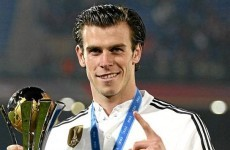 No Manchester United bid for Bale, insists Madrid president Perez
