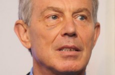Protests planned over Blair visit