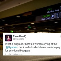 Ryanair's Twitter account just fell for the oldest Ryanair joke in the book