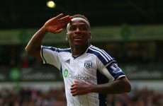 West Brom take to Twitter to rubbish €29m Berahino to Liverpool reports
