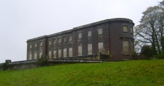 A Sydney architect wants Limerick people to restore this ruin to its former glory