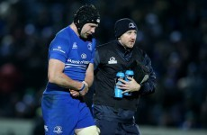 12 weeks out for Leinster's McLaughlin as frustrating season continues