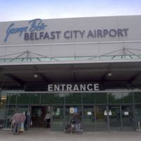 Flight makes emergency landing at Belfast City Airport