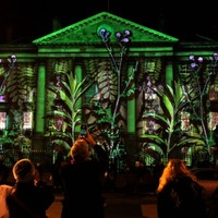 Photos: Trinity College is all dolled up for New Year's