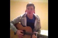 This Irish lad's sweet musical recap of 2014 is going viral