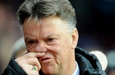 Louis van Gaal hails Manchester's 'fantastic' food - He must love a chip butty and a curry
