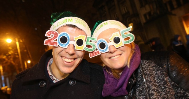 So long 2014: Ireland welcomes a new year