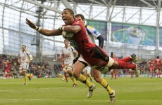 Delon Armitage has appealed his 12-week ban