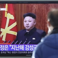 Hacking, war and talks with South Korea... Kim Jong Un gave a New Year's Day speech