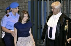 Amanda Knox murder appeal centres on disputed DNA evidence