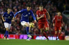 Leicester battle back to stun Liverpool at Anfield