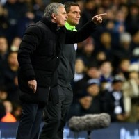 Obviously, Jose Mourinho blamed the officials after defeat to Spurs