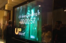 Here's how Twitter reacted to the UTV Ireland launch last night