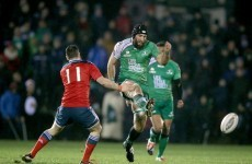 New found flair the difference for Connacht against Munster -- John Muldoon