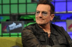 Bono: I may never play guitar again after bike accident
