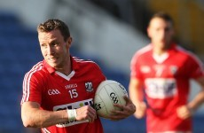 Cork have opted for an experimental lineup ahead of their McGrath Cup clash