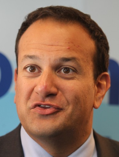 Leo Varadkar appears on Operation Transformation
