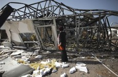 Residents in western Libya say NATO hit hospital